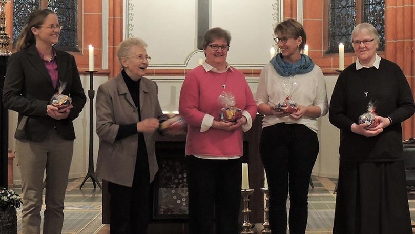 Neue Struktur und neue Leitung im Antoniuskloster
